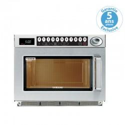 Samsung - Four micro-ondes professionnel - Commandes digitales - 26 L - 1500 W - CM1529A