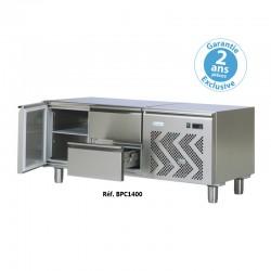 Tecnoinox - Soubassement réfrigéré - 170 litres - Gamme 700