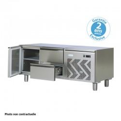 Tecnoinox - Soubassement réfrigéré - 265 litres - Gamme 700