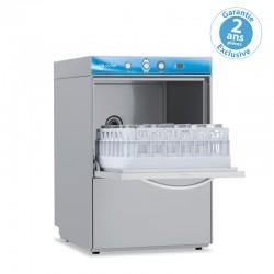Elettrobar - PLUVIA - Lave-verres avec affichage digital - Panier 400 x 400 mm