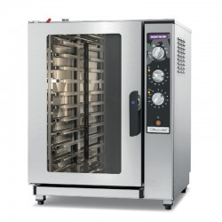 Inoxtrend - Four mixte à injection directe - commandes électromécaniques - XT SIMPLY - 10 kW ou 12 kW - RUA110E