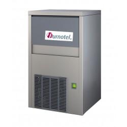 Furnotel - Machine à glace paillettes avec réserve - Système à vis sans fin