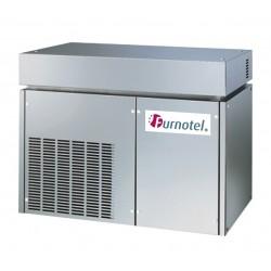 Furnotel - Machine à glace paillettes sans réserve - Système à couteau rotatif