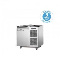 Coldline - Saladette GN1/1 positive - Groupe logé - 1 porte - 115 litres