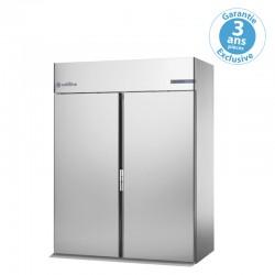 Coldline - Armoire réfrigérée à chariot positive - GN2/1 et 600 x 400 - Groupe logé - 1 porte - 830 litres