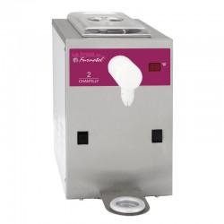 Furnotel - Machine à Chantilly - Commandes mécaniques - 100 litres / heure - PRIMA5