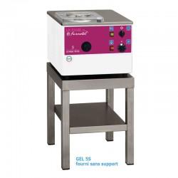 Furnotel - Sorbetière à extraction manuelle - SÉRIE GEL - 5 litres / heure - GEL5S