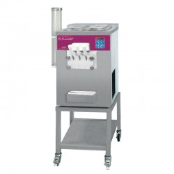 Furnotel - Machine à glace SOFT - SÉRIE SOFTGEL - Débits intensifs - 3 Becs - 3 Parfums - 15 litres / heure - SOFT320P