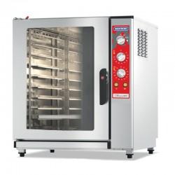 Inoxtrend - Four à air pulsé électrique XT SIMPLY - 12 kW - RUA610E