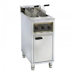 Furnotel - Friteuse sur coffre électrique - 2 x 10 litres - RFE20C
