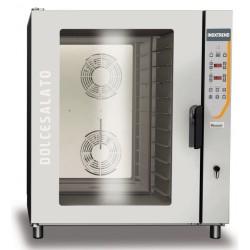 Inoxtrend - Four électrique mixte spécial boulangerie / pâtisserie - XT PASTRY - 10 niveaux 600 x 400 - 14,4 kW - PUE610E