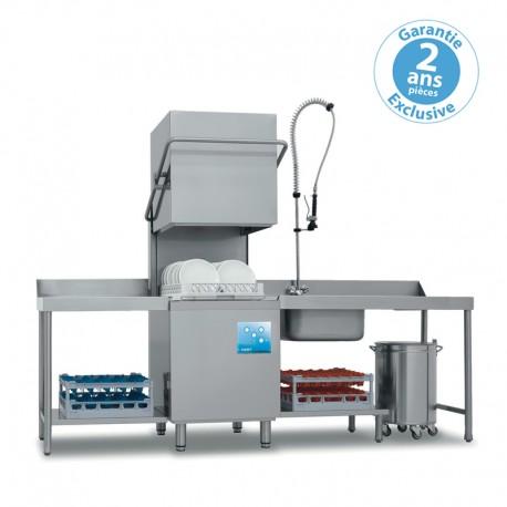 Elettrobar - Lave-vaisselle à capot - Panier 500 x 500 mm - FAST170V1