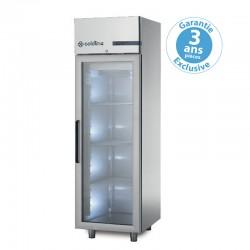 Coldline - Armoire réfrigérée positive MASTER - 1 porte vitrée - 500 L