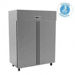 Furnotel - Armoire réfrigérée négative GN 2/1 - 2 portes - 1400 L - W140N