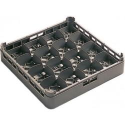 Panier carré pour tasses - Polypropylène - 52674