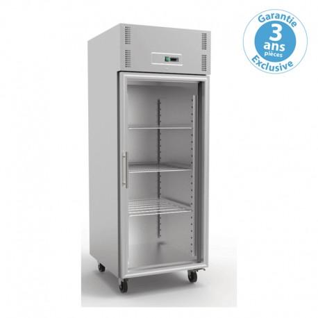 Furnotel - Armoire réfrigérée positive GN 2/1 - 1 porte vitrée - 700 L - W70PV