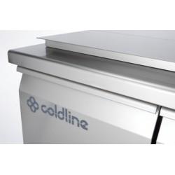 Coldline - Couvercle pour saladette 2 portes - O34310206