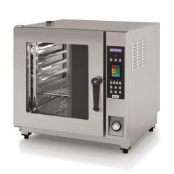 Inoxtrend - Four gaz XT COMPACT - Mixte à injection directe - Commandes programmables à écran tactile - 12 kW + 0,3 kW - CDT107G
