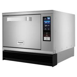 Panasonic - Four combiné à cuisson accélérée pour professionnels - 10 L - SCV2BPQ