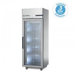 Coldline - Armoire réfrigérée positive -2/+8°C MASTER GN2/1 - 1 porte vitrée - 700 L