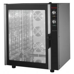 Inoxtrend - Four électrique à injection directe - 10 niveaux - NB-UA-610E
