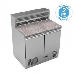 Furnotel - Table à pizza réfrigérée GN1/1 - 257 litres - MP900