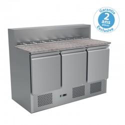 Furnotel - Table à pizza réfrigérée GN 1/1 - 400 litres - MP903