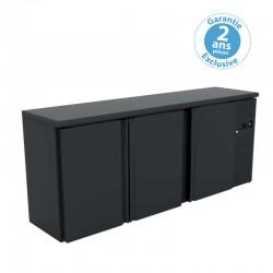 Furnotel - Arrière-bars skinplate - Groupe logé - 3 portes - 536 litres