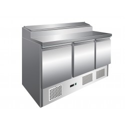 Furnotel - Table de préparation réfrigérée GN 1/1 - 425 litres - PS301