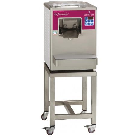 Furnotel - Sorbetière à extraction automatique - Monophasé - 9 litres / heure - PRAT912A