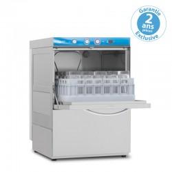 Elettrobar - FAST - Lave-verres avec affichage digital et pompe de vidange - Panier 350 x 350 mm - FAST135PVDG