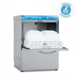Elettrobar - FAST - Lave-vaisselle avec adoucisseur et pompe de vidange - Panier 500 x 500 mm - 3500 W - FAST160APV1