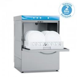 Elettrobar - FAST - Lave-vaisselle avec adoucisseur et pompe de vidange - Panier 500 x 500 mm - 5400 W - FAST161APV1