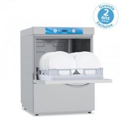 Elettrobar - NIAGARA - Lave-vaisselle avec adoucisseur - Panier 500 x 500 mm - Commutable en 230 V - NIAG261MAV1