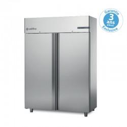 Coldline - Armoire réfrigérée positive MASTER GN 2/1 - 2 portes pleines - 1400 L