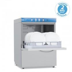 Elettrobar - Lave-vaisselle avec affichage digital - Commutable en 230 V - Panier 500 x 500 mm - PLUVIA260MDG