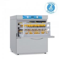 Elettrobar - Lave-verres/vaisselle commutable en 230 v - Panier 500 x 500 mm - NIAG251MV1