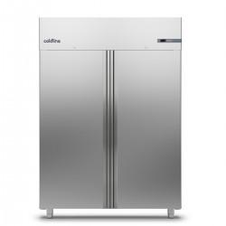 Coldline - Armoire réfrigérée positive MASTER GN 2/1 - Groupe logé - 2 portes pleines - 1400 L