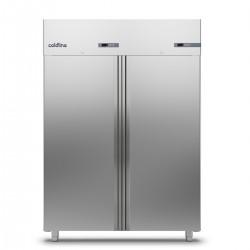 Coldline - Armoire réfrigérée positive avec 2 groupes frigorifiques MASTER GN2/1 - 2 portes - 1400 L