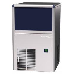 Eurfrigor - Machine à glaçons pleins avec condenseur à eau - Avec réserve - Système à aspersion - MGECP25W