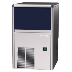 Eurfrigor - Machine à glaçons pleins avec condenseur à air - Avec réserve - Système à aspersion - MGECP25A