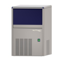 Eurfrigor - Machine à glace super grains avec condenseur à eau - Avec réserve - Système à vis sans fin - MGEN50W