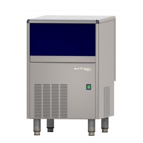 Eurfrigor - Machine à glace paillettes avec condenseur à eau - Avec réserve - Système à vis sans fin - MGES102W