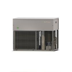 Eurfrigor - Machine à glace paillettes avec condenseur à air - Sans réserve - Système à vis sans fin - MGESM1000A