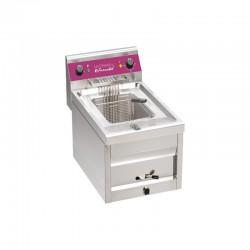 Furnotel - Friteuse sur table électrique - 12 litres - 2 bac - ACFE12