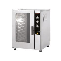 Inoxtrend - Four mixte à injection directe - Commandes électromécaniques - XT SIMPLY - 12 kW - RDA110E