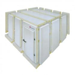 Furnotel - Panneau pour chambre froide négative - 1700 X 1700 mm - C210C09