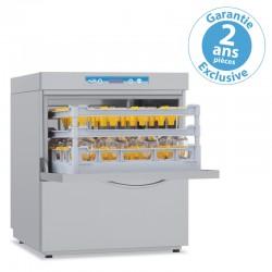 Elettrobar - Lave-verres/vaisselle - Panier 500 x 500 mm - RIVER 252