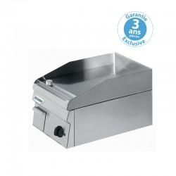 Tecnoinox - Plaque à snacker électrique - 346 x 564 mm - Gamme 600
