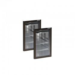 Mercatus - 2 portes vitrées pour arrière-bar - ABR2PV